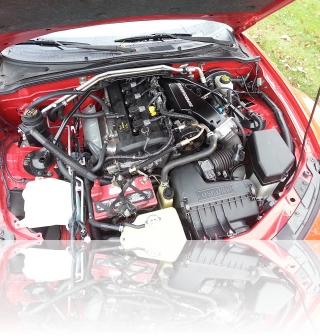 MX5 Supercharger