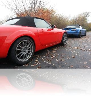 MX5 Wheels