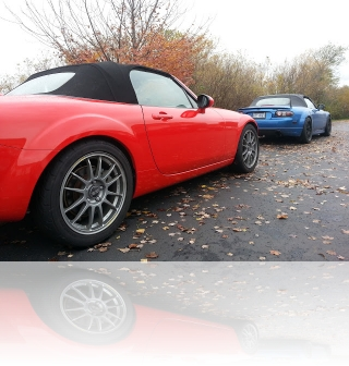 MX5 Wheels