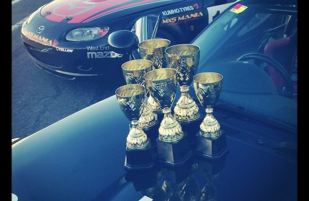 TargaRacing Triple Triumph @ Winton 300