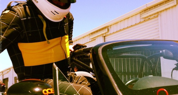 On-Board Video From Car #17 @ Winton 300