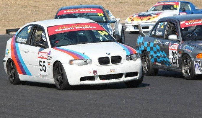 BMW 3 Series Improved Production Championship